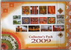 India -2009-  Post Office Collectors Pack - MNH. ( 107 Stamps In MNH Condition ) - India