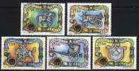 1993 - Italia 2098/02 Stemma^ - Francobolli