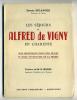 BELANGER Les Séjours D'Alfred De Vigny En Charente 1948 Dédicacé - Livres, BD, Revues