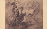 MUSEE DE BRUXELLES P P RUBENS APOTHEOSE D HERCULE ESQUISSE N°544 - Pittura & Quadri
