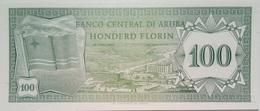 ARUBA 100 FLORIN 1986 PICK 5 UNC - Bankbiljetten