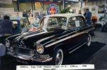 PHOTO ......AUTOMOBILE ....SIMCA TYPE P 60 MONACO COUPE REIMS  2002 ... GROS PLAN  VOIR SCANNER POUR DESCRIPTIF  COMPLET - Automobiles