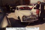 PHOTO ......AUTOMOBILE ....SIMCA TYPE ARONE TRIGNY MUIRON 1999 GROS PLAN  VOIR SCANNER POUR DESCRIPTIF  COMPLET - Automobiles