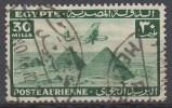 EGYPTE  N°PA 28__OBL VOIR SCAN - Poste Aérienne
