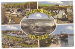 Poscard Multiviews Of Eyemouth Greeting From United Kingdom Scotland Edit R. Nisbet St Abbs  Writen 1970 - Berwickshire
