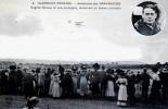 Clermont-Ferrand - Aérodrome Des Gravanches - Eugène RENAUX Et Une Passagère Reviennent Au Champ D'Aviation - Clermont Ferrand