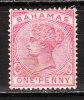 18  Victoria - MNG - LOOK!!!! - Bahamas (1973-...)