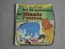 Les 36 Questions De Winnie L´ourson Deux Coq D´or 1988. Format Pot De Miel.Voir Photos. - Boeken, Tijdschriften, Stripverhalen