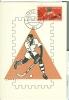 FILATELIA - TEMATICA SPORT - SPAGNA - HOCKEY  ANNO 1960 - Hockey (su Ghiaccio)