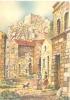 BARDAY  LES BAUX   Vieille Rue Et Le Chateau - Unclassified