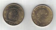 RedE - REPUBBLICA , 200 Lire Del 1987 Splendido Lotticino Da 5 Monete ! Vendita D'ingrosso - 1946-… : Repubblica