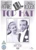 DVD -Top Hat  Avec Fres Aster & Ginger Rodgers  Les Rois De La Danse Et Des Claquettes - Comedias Musicales