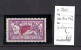 France Yvert 240 Merson 3 Frs** ; Centrage +++ - Unused Stamps