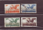 Set Heron Used  Lebanon Stamp, Liban Timbre Obliteres 1946 - Lebanon