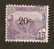 "Tunisie N°69 ""barres à Cheval"" N** LUXE  Cote 65 Euros  !!!RARE - Zonder Classificatie"