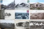 1 Lot De 90 CPA Sur Le Thème Des Casernes Et Camps Militaires. - 5 - 99 Postales