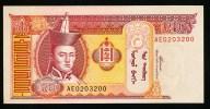 """20 Tugrik    """"MONGOLIE""""    Cheval     UNC  Usagé2 - Mongolia"""