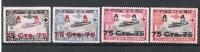 01474 España Edifil 388-391 * Cat. Eur. 164,- - Unused Stamps