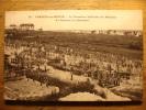 CPA 55 - VERDUN SUR MEUSE LE CIMETIAIRE MILITAIRE DE MARCEAU A L'HORIZON LES CASERNES - EDIT GEROME N°38 - Carte Vierge - Verdun