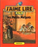 J'aime Lire N° 078 - Les Petits Mégots - Livres, BD, Revues