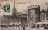 14 - Caen - La Tour Leroy Et Le Marché Couvert - Editeur: PR N° 60 - Caen