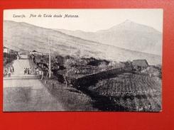 AK Tenerife Pico De Teide Desde Matanza Ca. 1910 - Tenerife