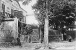 Les Sablons 1: L'Hôtel Du Coq. Route De Fontainebleau 1904 - France