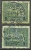 RUSSLAND RUSSIA 1913 Michel 95, 2 Exemplares, O - 1857-1916 Empire