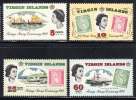British Virgin Islands MNH Scott #169-#172 Centenary Of Virgin Islands Postage Stamps - Iles Vièrges Britanniques