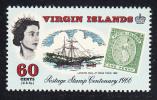 British Virgin Islands MNH Scott #172 60c Centenary Of Virgin Islands Postage Stamps - Iles Vièrges Britanniques