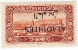 Alaouites,  1925-Inevrted, Mint NH Superb Cat Value 70,euros- Rare
