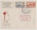 Lettre Croix Rouge Française En Algérie 1952 - Algeria (1924-1962)