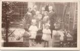 Portait De Famille - Communion De Georges 1925 - Photographie