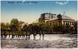 AK UNGARN HUNGARY DEBRECEN PAVOLLON GYALOGS LAKTANYA ,K.J. 1915/19. OLD POSTCARD 1916 - Ungarn