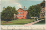 Bloomsburg Model Building State Normal School Ecole Normale No G 5776 P. U. 1906 - Other