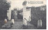 --92-- RUEIL MALMAISON --HAMAEAU DE LA JONCHERE - SEPULTURE DE SOLDATS TUES AU COMBAT DE LA MALMAISON EN 1870-- - Rueil Malmaison