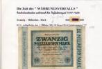 Deutsches Reich -- Reichsbanknote Während Der Inflationszeit V. 1923  20 Milliarden Mark  (268) - [ 3] 1918-1933 : Repubblica  Di Weimar