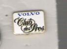 Pin's Rare CLUB VOLVO - Unclassified
