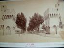 AVIGNON   PHOTO CIRCA 1876  RUE PETRANQUE - Avignon