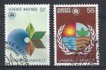 LL-/-116- N° 24/25, Obl., Cote 3.25 €, Voir Scan Pour Detail , Liquidation - Centre International De Vienne