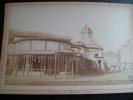 CARTE  PHOTO CIRCA 1880  SOURCE DU POUHON SPA  EN BELGIQUE 16,5cmx10,5 Cm - Spa