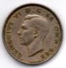 GRAN BRETAGNA 1 SHILLING 1947 - 1902-1971 : Monete Post-Vittoriane