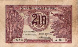 Banconote, Romania, 1000 Lei, 1945-03-20 - Roumanie