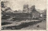 NANDRIN : Chapelle D'Ollomont - RARE CPA - Etat 8/10 - Edition Dethor, Café Du Hérou - Cachet De La Poste 1939 - Nandrin