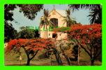 BALBOIA, PANAMA - ST MARY´S CHURCH - CANAL ZONE - TRAVEL IN 1967 - - Panama