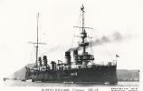 ( CPA BATEAUX DE GUERRE )    DUPETIT-THOUARS  /  Croiseur  1901-18  - - Guerra