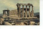 Athènes Acropole Cariatides 1920 - Grèce