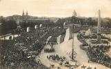 LES FETES DE LA VICTOIRE 14 JUILLET 1919 LE DEFILE PLACE DE LA CONCORDE - Patrióticos