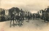 LES FETES DE LA VICTOIRE 14 JUILLET 1919 LES MARECHAUX JOFFRE ET FOCH - Patrióticos