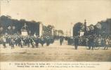 PARIS LES FETES DE LA VICTOIRE 14 JUILLET 1919 L'ARMEE ANGLAISE PLACE DE LA CONCORDE - Patrióticos